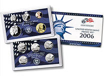 2006-s United States PROOF COIN SET P06
