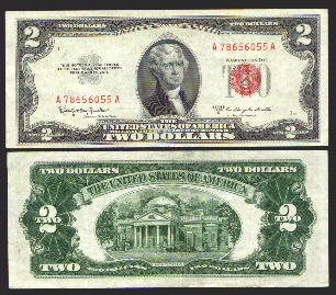 Us Currency Paper Money Silver Certificates At Lynn Coins