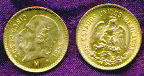 Old Mexico Gold Coins http://lynncoins.com/MEXICO_Gold.htm