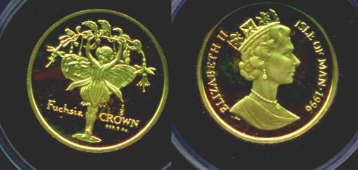 Candytuft Flower Fairy 1996 Fuchsia Flower Fairy
