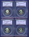 Susan  B Anthony proof dollar set
