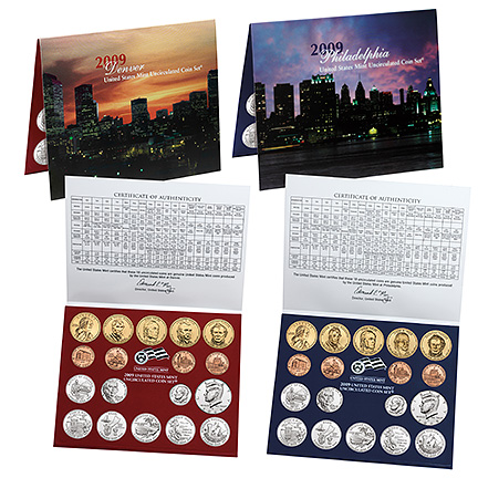 2009 United States Mint Uncirculated Coin Set® (U09)