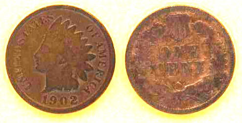 Indian Cent - Buffalo Nickel link
